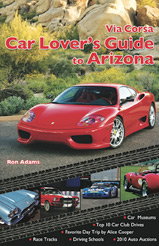 Car Lovers Guide to Arizona